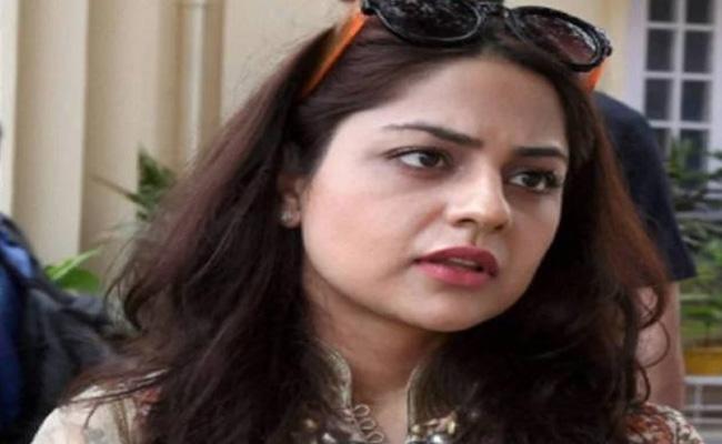 No Country For Muslims Says Mufti Mahmood Daughter Iltija - Sakshi