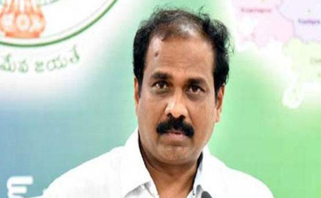 Vijayawada Court Cancellation Of Kurasala Kannababu Election Case - Sakshi