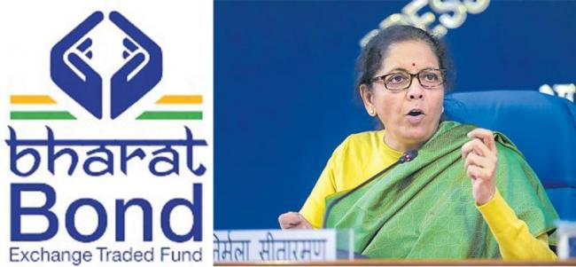 Cabinet gives approval to Bharat Bond ETF and launch - Sakshi