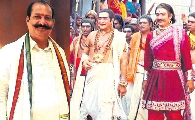 Stage Artist Pillutla Lakshmi kantha Sharma Special Story - Sakshi