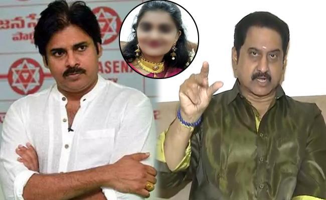 Actor Suman Fires On Pawan Kalyan Over Disha Incident - Sakshi