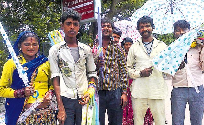 Rajasthan Migrants Employment in Hyderabad - Sakshi