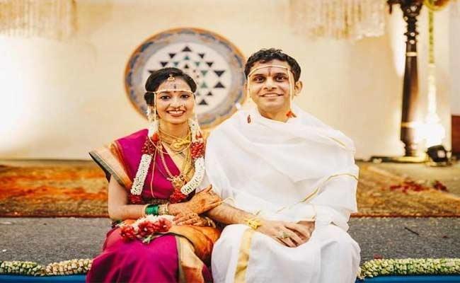 Infosys Founder Narayana Murthy Son Rohan Gets Married - Sakshi