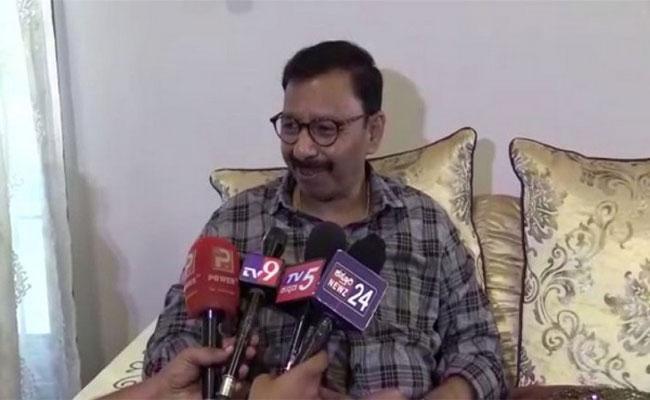 Sajjanar Brother Comments On Telangana Encounter - Sakshi