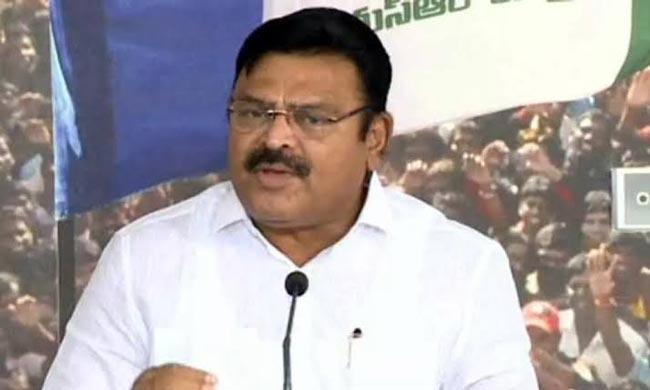 Ambati Rambabu Fires On Chandrababu Naidu Over Capital Issue - Sakshi