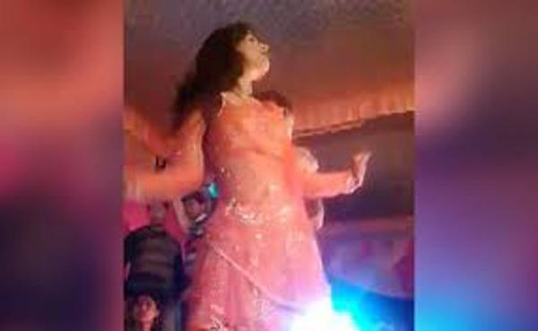 UP Woman Shot In Face When She Stopped Dancing - Sakshi