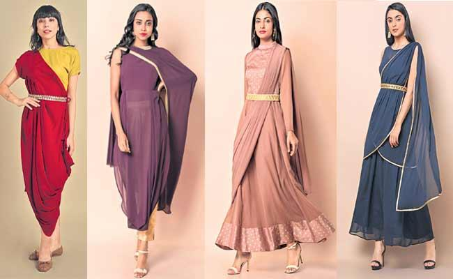 Time To Time Designers Continue To Make Changes To These Kurti Styles - Sakshi