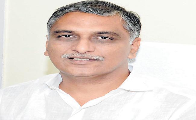 Harish Rao Speaks At The CFO Conference - Sakshi