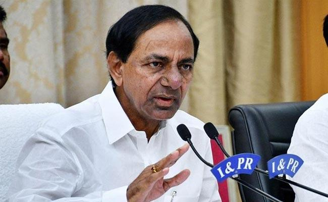 KCR Decided To Build Barrage At Dummugudem For Hydro Power Generation And Godavari Water Storage - Sakshi