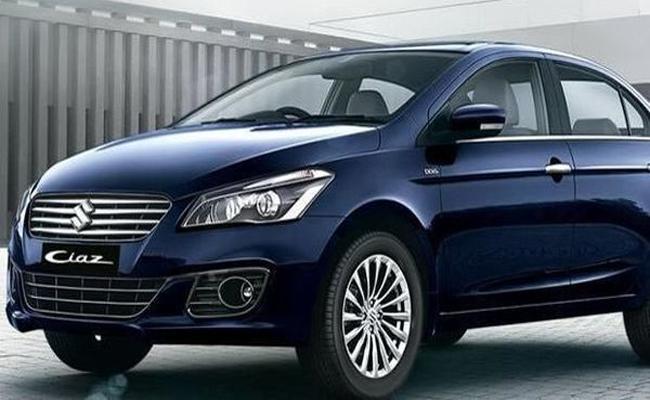 Maruti Suzuki recalls 63,493 units of Ciaz ErtigaXL6 - Sakshi