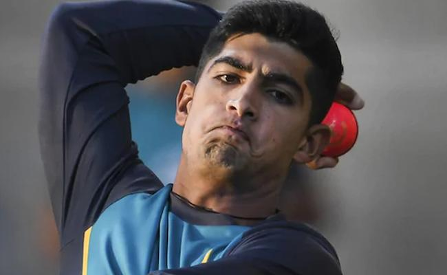 Naseem Named In Pakistan's Under 19 World Cup Squad - Sakshi