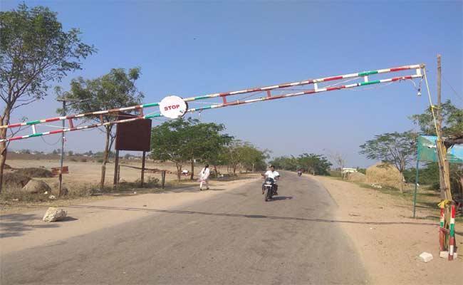 CCTV Cameras Installed At Check Posts To Avoid Irregularities - Sakshi