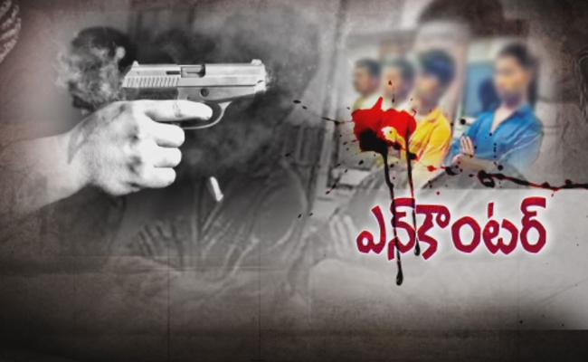 Disha Case: CP Sajjanar at site of the accused killed in encounter - Sakshi