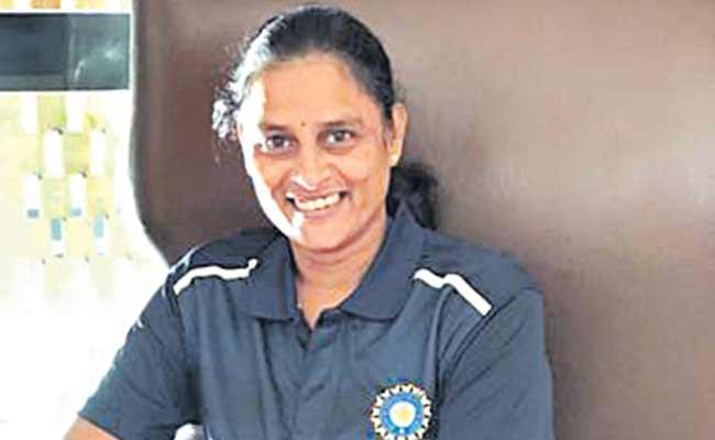 GS Laxmi Becomes 1st Ever Female ICC Match Referee - Sakshi