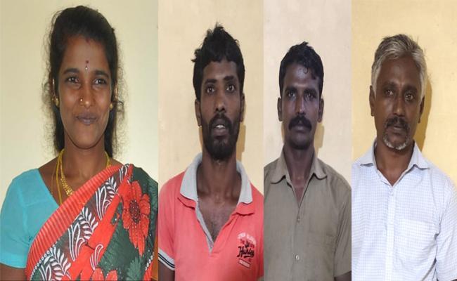 Sandlewood Smugglers Killed Wife and Husband Kidnap in Tamil nadu - Sakshi