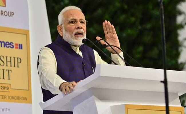 Indian Banking Sector Stronger Than Before says By Narendra Modi - Sakshi