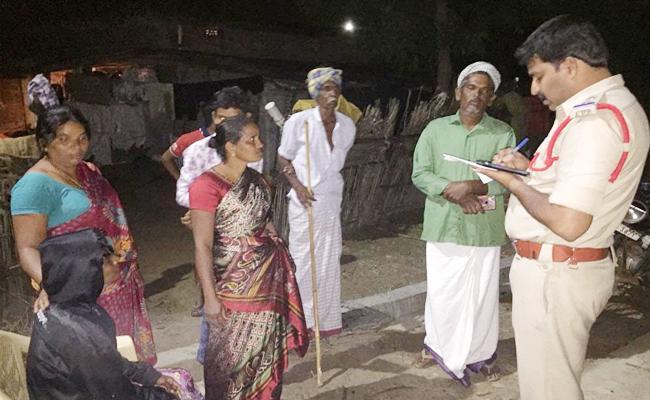 Molestation on Dumb And Deaf Woman in Prakasam - Sakshi