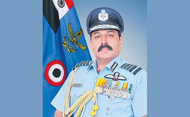 Air Chief Marshal Bhadauria Safe After Pearl Harbour Shooting: IAF - Sakshi