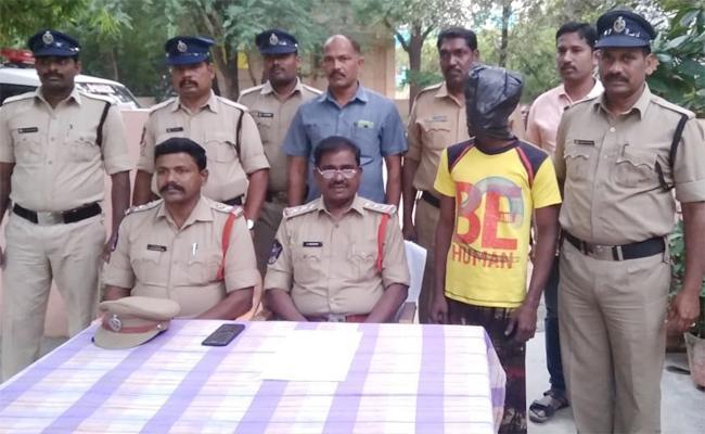 Murder Case Reveals Chittoor Police - Sakshi