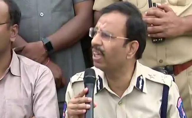 Law has done its duty, that' all I can sayC yberabad Police Commissioner VC Sajjanar on  - Sakshi