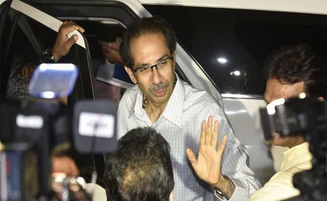 Shiv Sena Defends Cabinet Expansion Over Maharashtra  - Sakshi