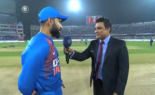 IND vs WI 1st T20: Rishabh Pant In Samson Miss Out - Sakshi