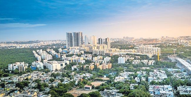 JLL says housing sales up 36 persant in hyderabad - Sakshi