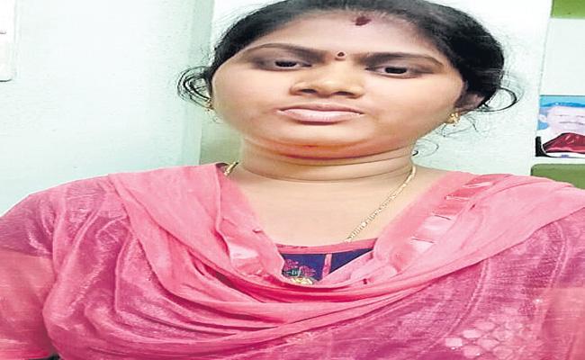 9 months old Child Case Victim Mother Comments On Encounter - Sakshi