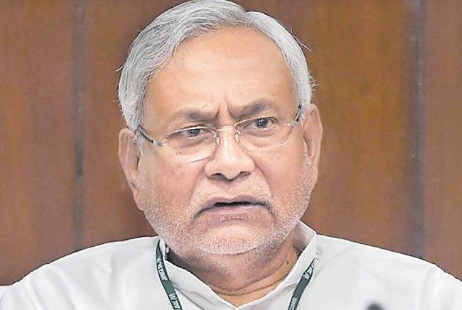 Nitish Kumar bats for ban on porn sites - Sakshi