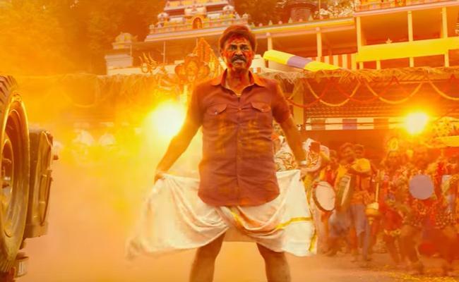 Venkatesh And Naga Chaitanya Venky Mama Telugu Movie Trailer Out - Sakshi