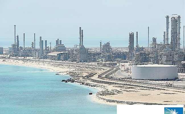 Saudi Aramco is worth Rs 120 lakh crore - Sakshi