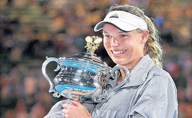 Caroline Wozniacki Will Retire After Bid To Regain Australian Open Title - Sakshi