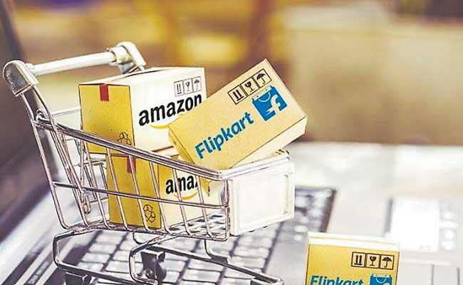Govt Asks E-Commerce Firms To File FDI Compliance Report Annually - Sakshi