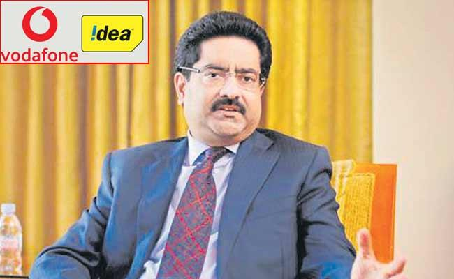 Vodafone Idea will Shut Shop If There Is No Government Relief Says Km Birla - Sakshi