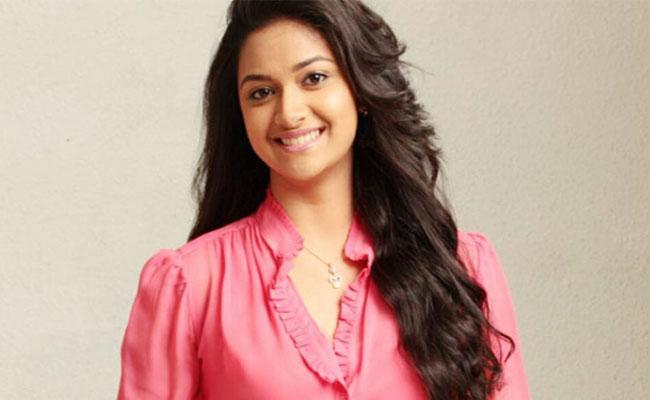 Keerthy Suresh Says Everyone Should Choose Their Favorite Profession - Sakshi