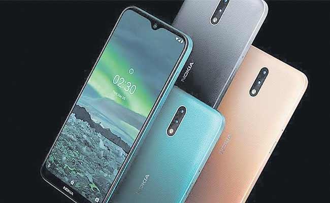 HMD Global Launches Nokia 2 Point 3 Bets Big On Indian Market - Sakshi
