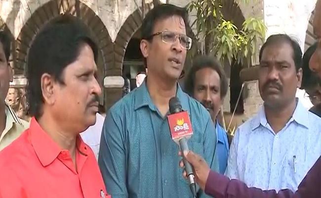 AP Christian Leaders Forum Complaint Against Pawan Kalyan - Sakshi