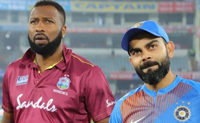 IND VS WI 1st T20: Pollard After Hyderabad T20I Defeat - Sakshi