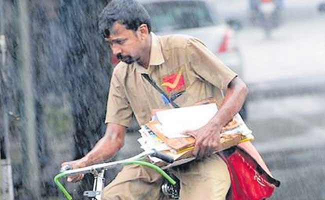 Postmen Grameen Dak Sevaks May Soon Start Selling Insurance policies - Sakshi