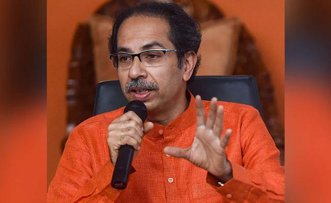 Shiv Sena Fires On BJP In Saamna Editorial - Sakshi