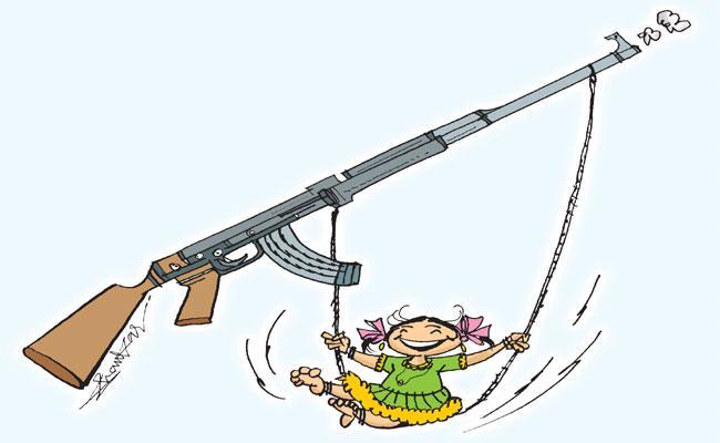 Editorial On Disha Incident  By Vardelli Murali - Sakshi