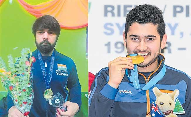 Indian Players Is Doing Well In The South Asian Games - Sakshi