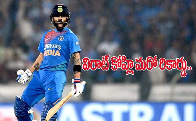 Kohli Has Finished With the Most Number of Runs in T20Is - Sakshi