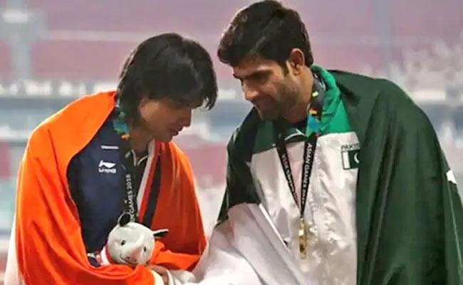 Athletics Federation Of India Message For Pakistan Athlete - Sakshi