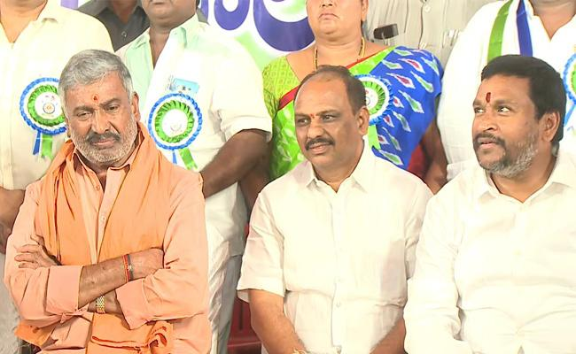 Peddireddy Ramachandra Reddy Comments On Chandrababu - Sakshi