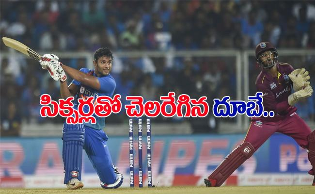 IND VS WI 2nd T20: West Indies Target 171 Runs - Sakshi