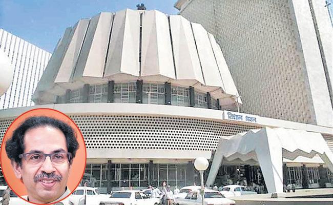 Uddhav Thackeray May Contest As MLC - Sakshi