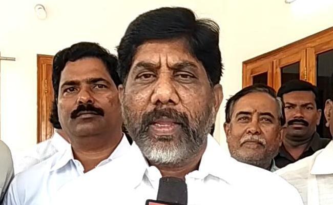 Bhatti Vikramarka Fires On TRS Leaders - Sakshi
