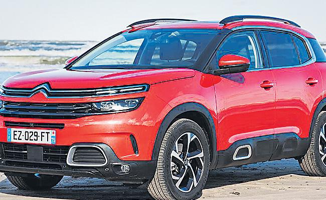Citroen Sea5 Aircross Arrive Next Year - Sakshi