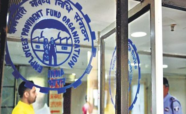 EPFO monthly contribution to be cut to spur take home salary - Sakshi